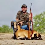 trophy corsican ram hunt in texas