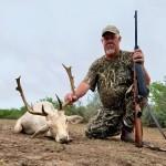 Fallow Deer Hunt in south Texas