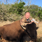 Bison Meat Hunt Buffalo Hunting South Texas Tatonka Burgers Axis Deer Fallow Nilgai Blackbuck Antelope Rams Catalina Goats